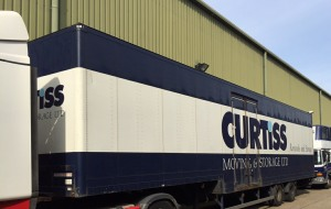 domestic removals emsworth curtiss & sons removals & storage truck image